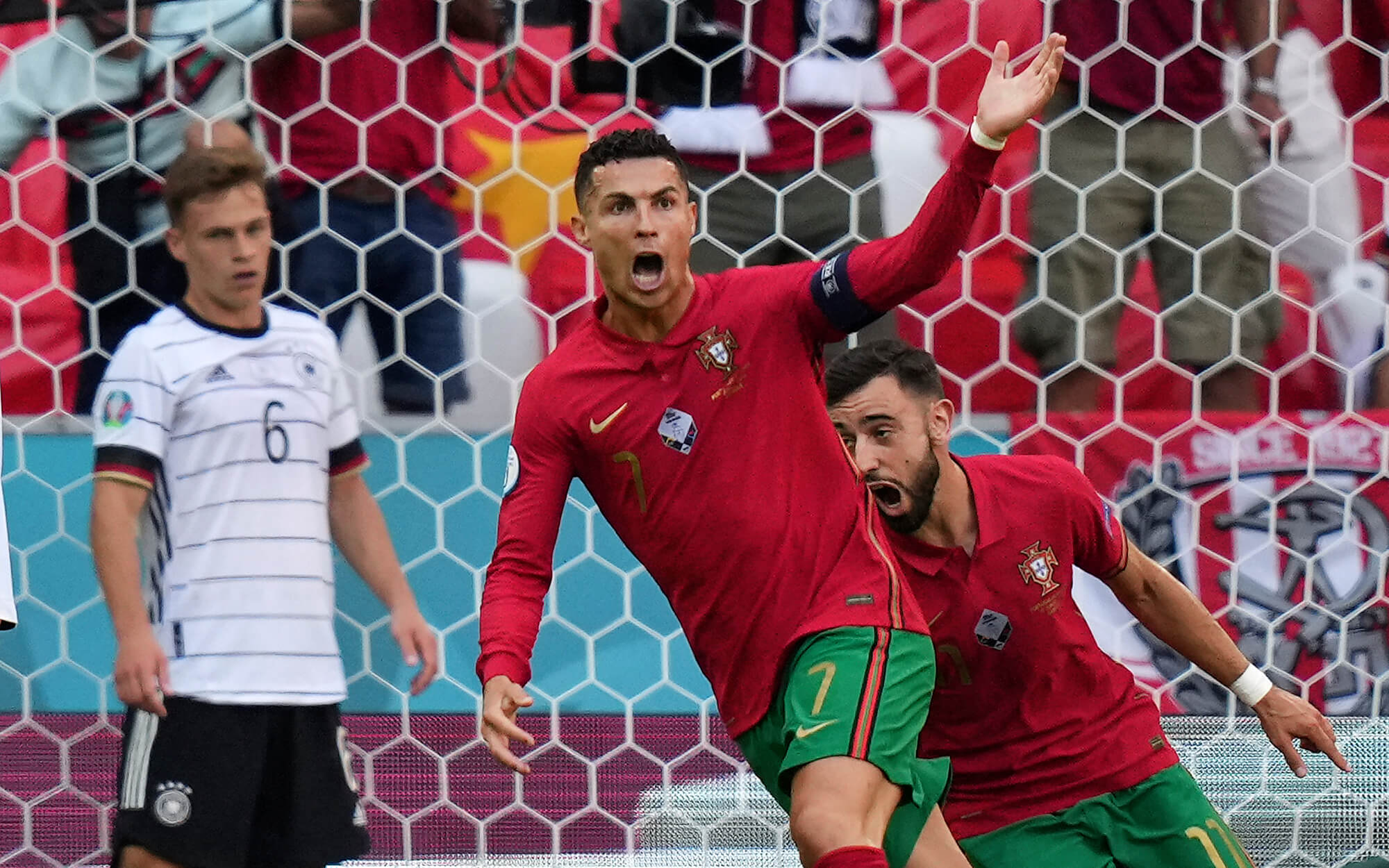 Euro 2020: Germany defeats defending champions Portugal 4-2