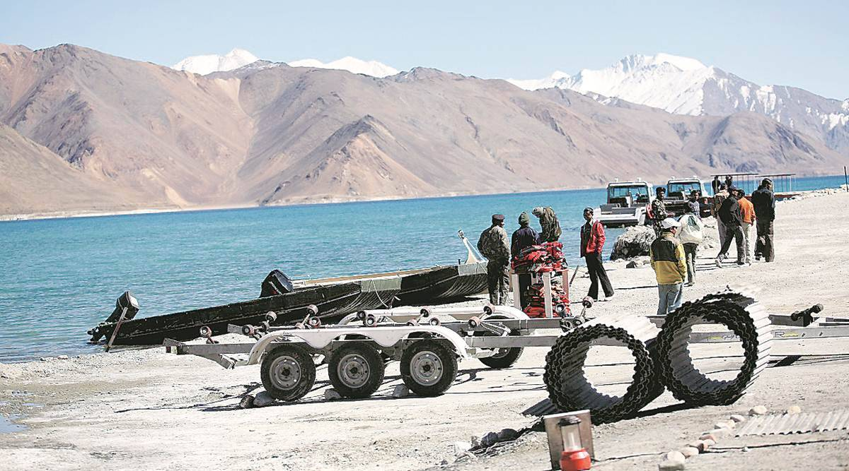 Indian Army top brass discuss threats from China, Pakistan