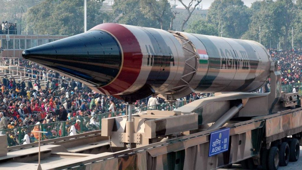 China, Pakistan leading race for nuclear weapons: Swedish think-tank