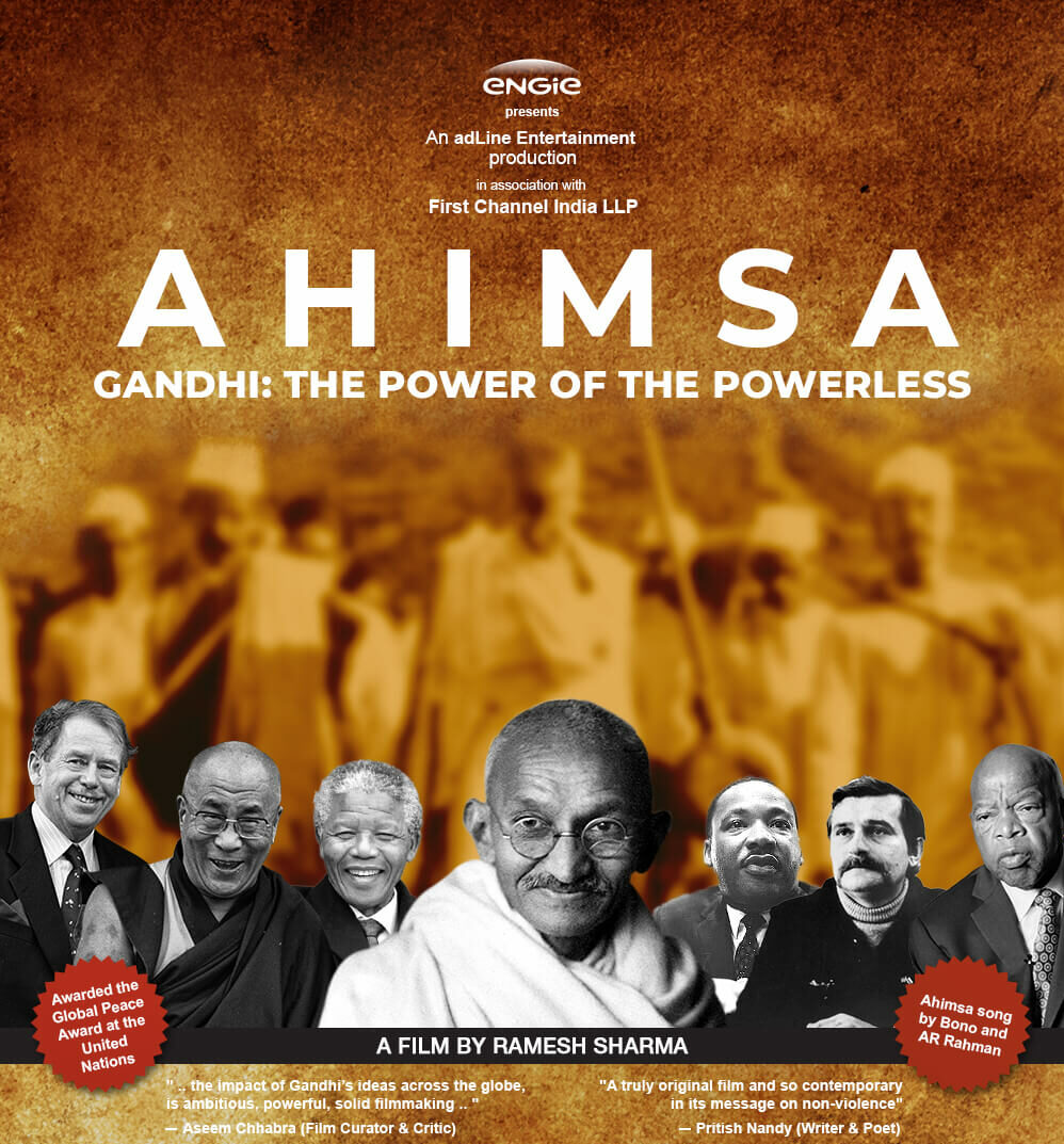 Documentary on Gandhi bags top honor at New York Indian Film Festival 2021