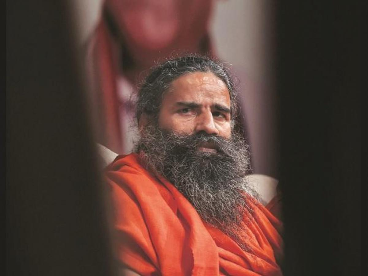Ramdev booked for comments against Covid-19 medicines