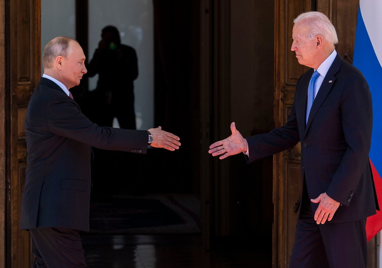 President Biden counters China, Russia at summits in Europe